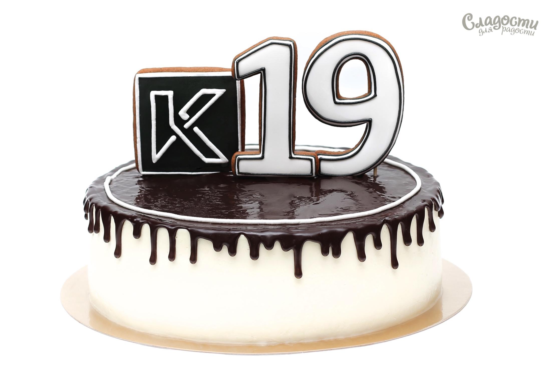 """Торт """"К19"""""""
