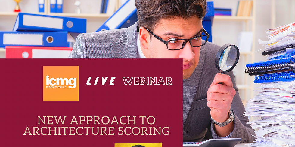 Webinar : New Approach to Architecture Rating - Part 1