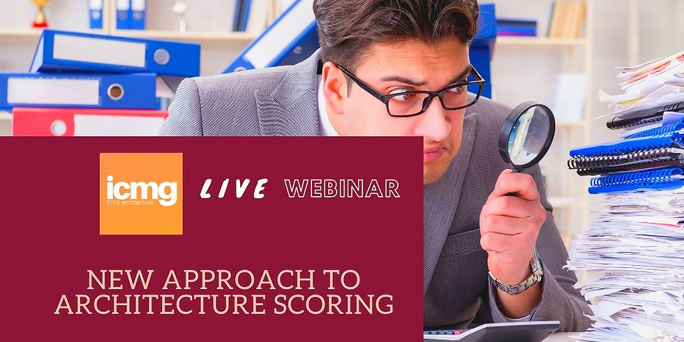 Webinar : New Approach to Architecture Rating - Part 2