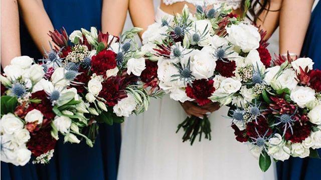 Danggggggg sis - those bouquets 😍