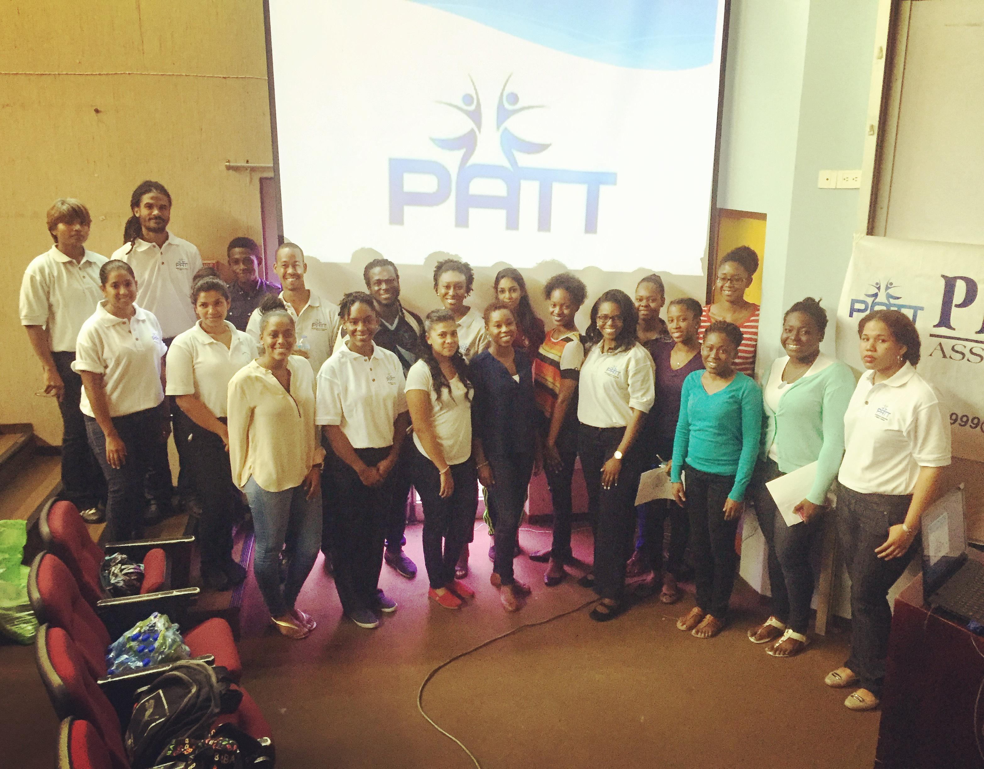 PATT Exec and Forum Attendees