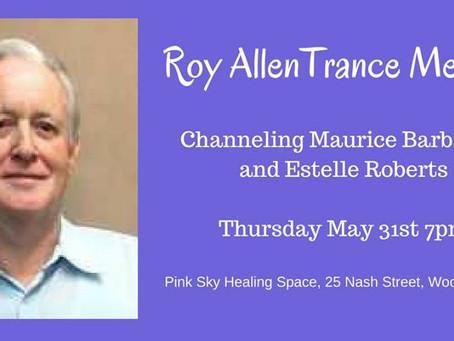 Roy Allen Trance Medium