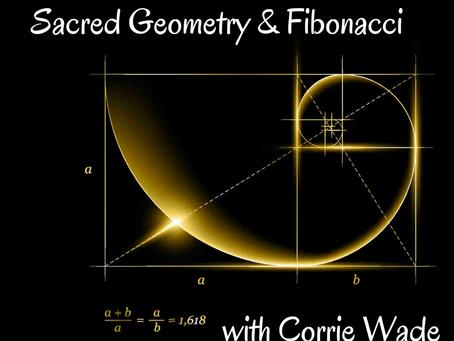 Sacred Geometry & Fibonacci