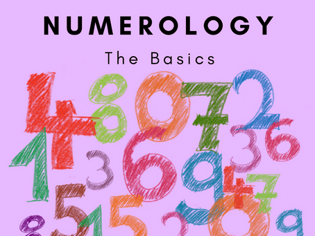 Numerology: The Basics