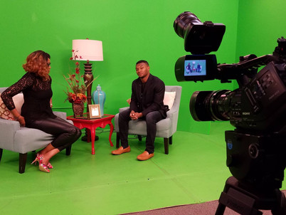 Life Over Violence Epidemic's First TV Interview!