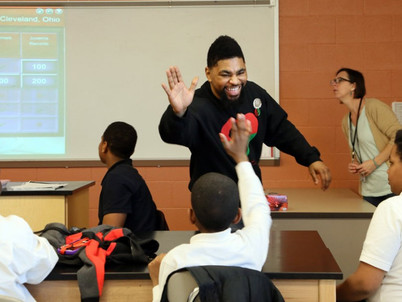 Juvenile Justice Jeopardy game teaches Cleveland kids about the law: Pathways to Peace