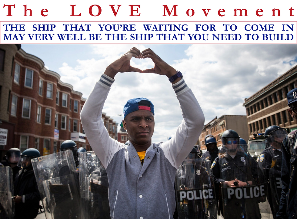 The LOVE Movement