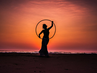 'How hula hooping has taught me more than just a new skill'