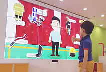 Kinect Interaction
