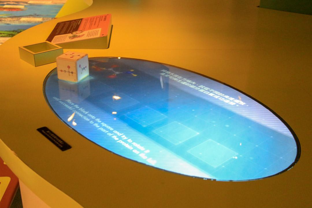 HKSCM Interactive React Table 4