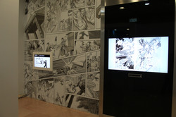 Jin Yong Gallery Kinect Photo Booth1