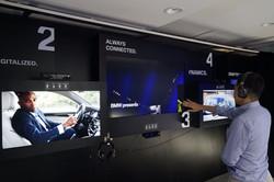 BMW Kinect 3