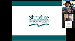Shoreline Community College 大學分享會
