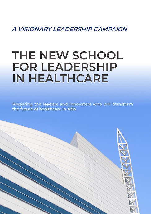 New School - Visionary Leadership Campaign