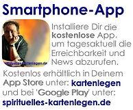 Kartenleger Manfred | Smartphone App | Kartenlegen / spirituelles-kartenlegen.de