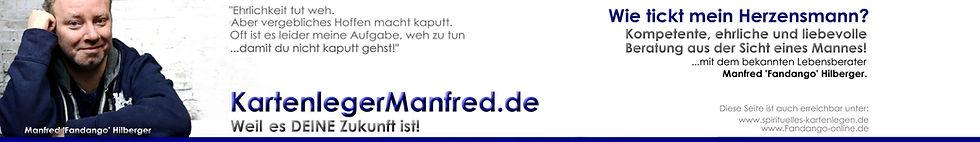 KartenlegerManfred.de - Ehrliches Kartenlegen aus der Sicht eines Mannes - ab 0,79 Euro/Min.!