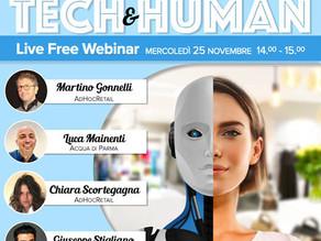 Tech & Human