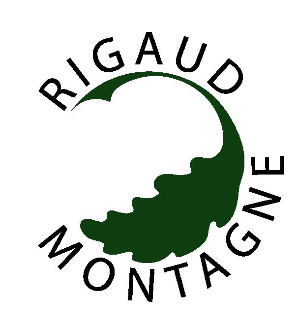 Le logo de l'association Rigaud-Montagne
