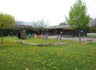 En conflit, la Mairie démonte les jeux d'une jardin d'enfants