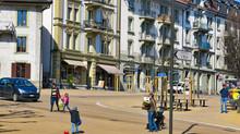 38e Journée Rue de l'Avenir à Fribourg