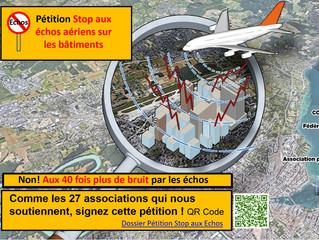 """L'association Rigaud-Montagne soutient la pétition """"Stop aux échos aériens sur les bâtiments"""""""