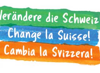 Change la Suisse! - Campagne 2019