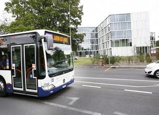 Pas de nouveau bus pour les 850 élèves - Le Courrier - 16 août 2017