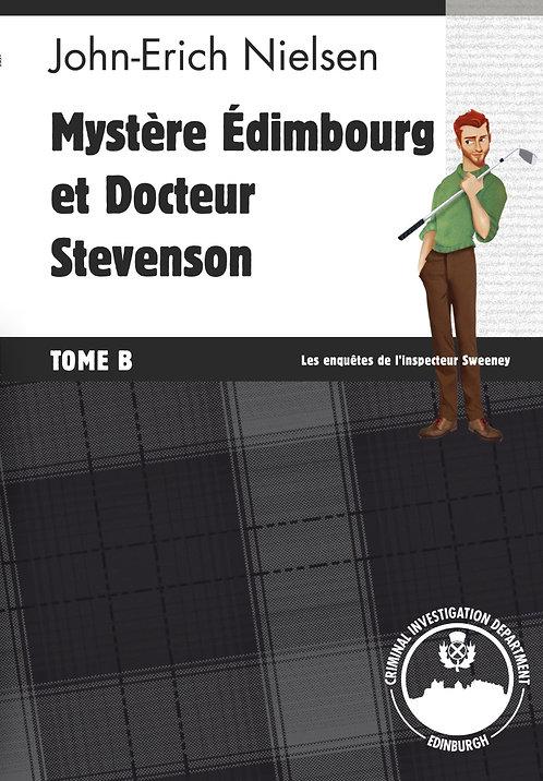Mystère Edimbourg et Docteur Stevenson (Tome B) - Palémon