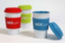 Colorful Coffee Cups 2