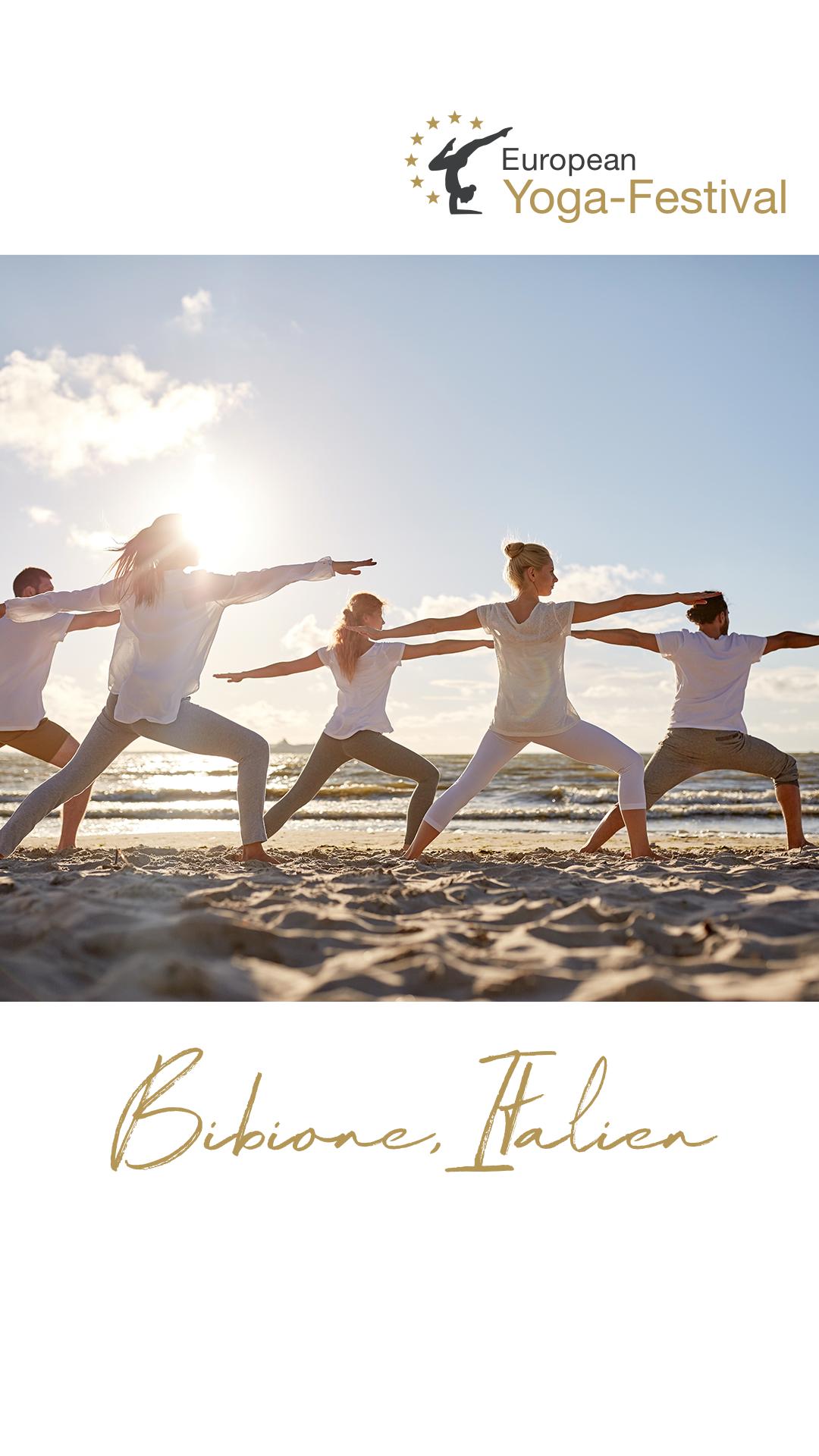 European Yoga-Festival in Bibione