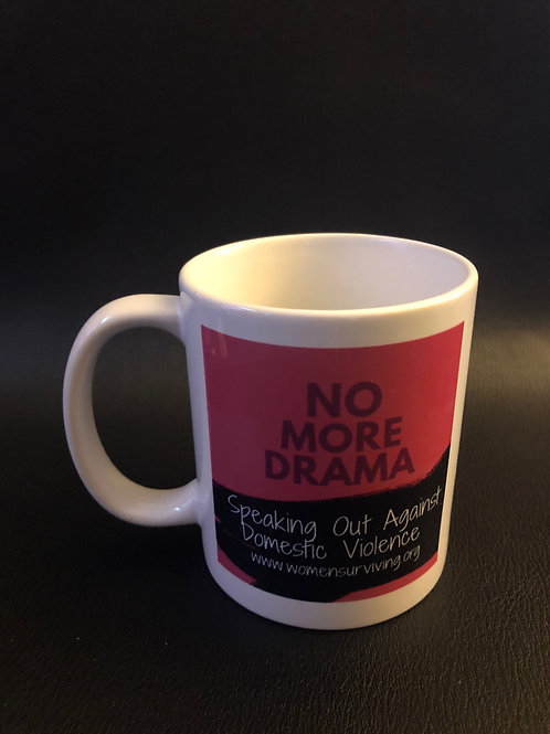 No More Drama Coffee Mug