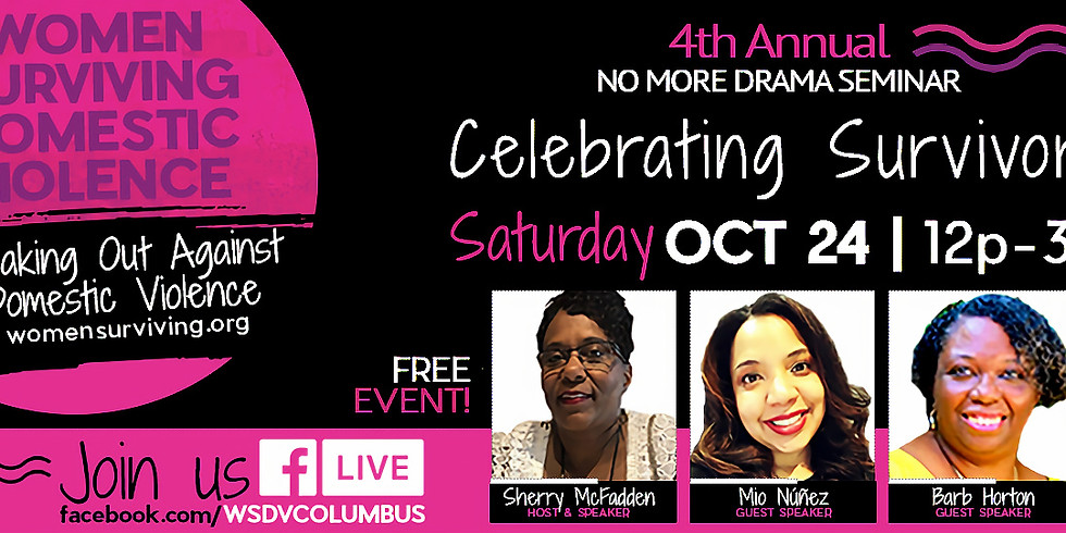 4th Annual No More Drama