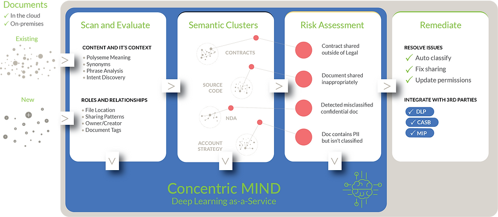 Concentric Semantic Intelligence Solutio