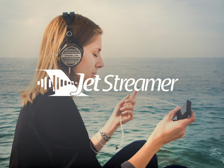 Jet Streamer Podcast: What's the most important piece of podcast equipment?