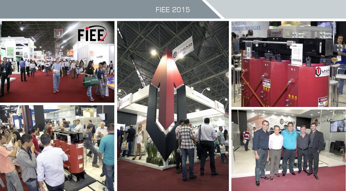 Presença na FIEE 2015