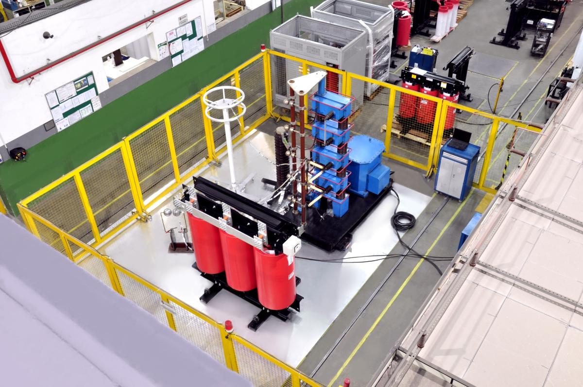 Laboratório (vista panorâmica)