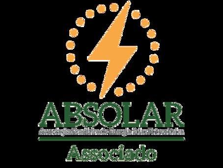 A Transformadores União é membro da ABSOLAR