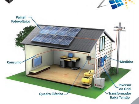 O que é um sistema fotovoltaico?