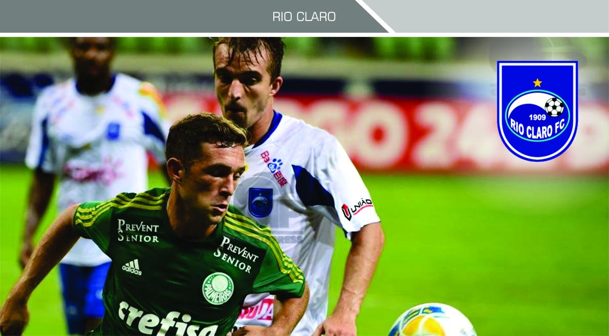 União patrocina Rio Claro F.C.