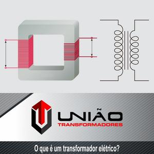O que é um transformador elétrico?