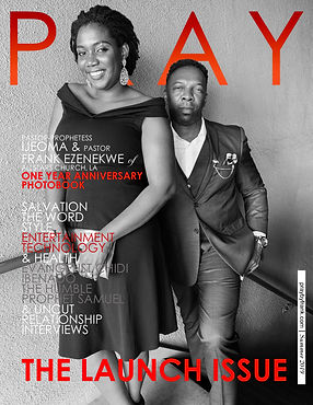 PRAY MAGAZINE SUMMER PREMIERE ISSUE 2 BK