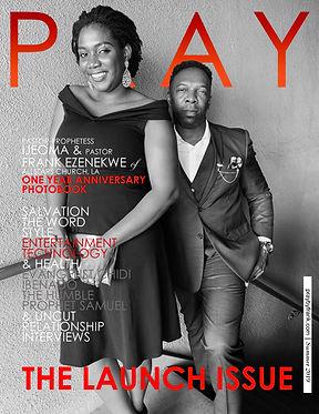 PRAY MAGAZINE SUMMER PREMIERE ISSUE 2 BK