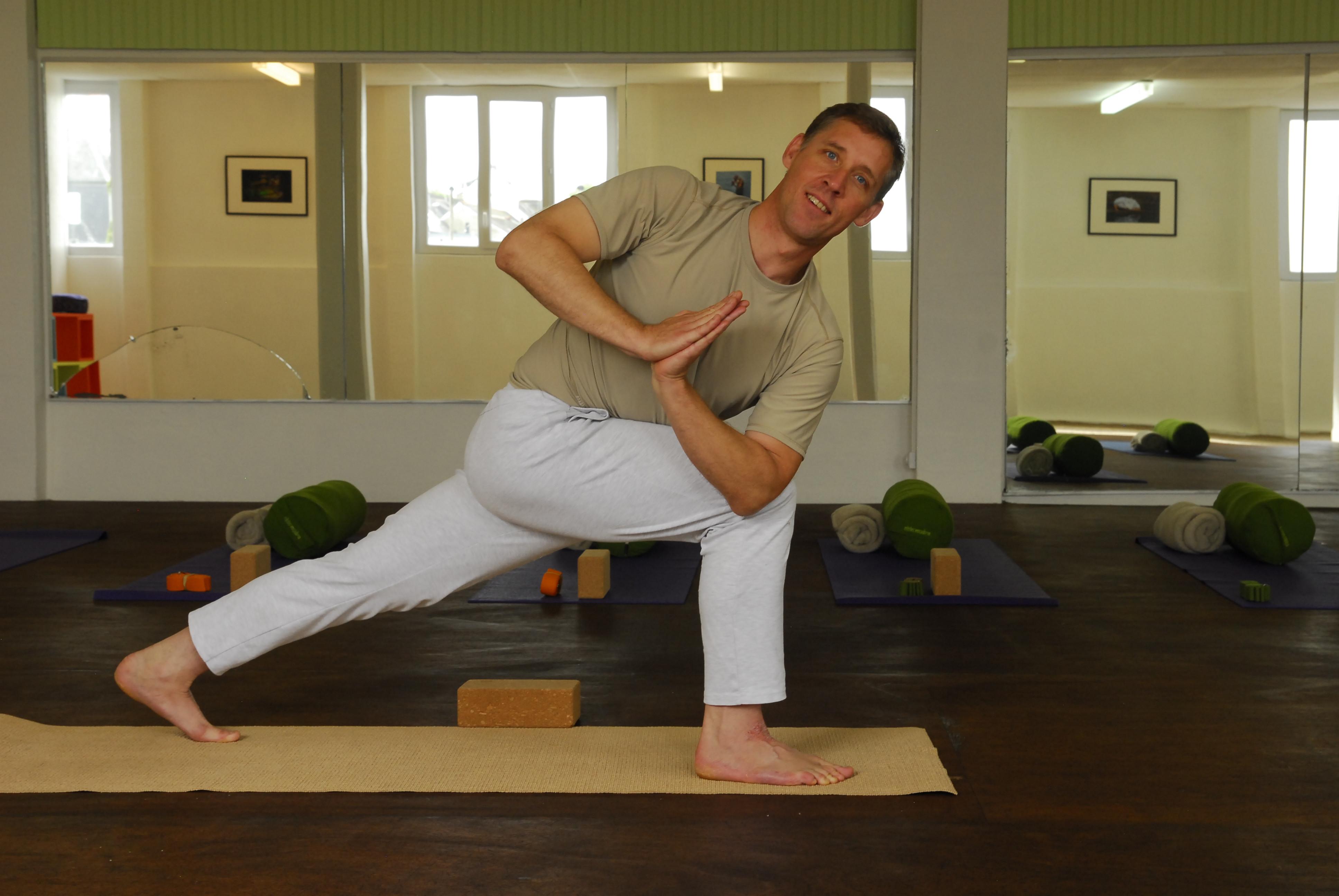 Yoga vinyasa