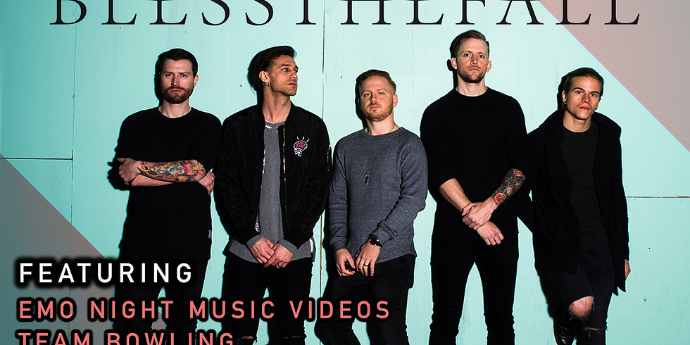 Riot Night presents: Emo Bowling w/ Blessthefall (1)
