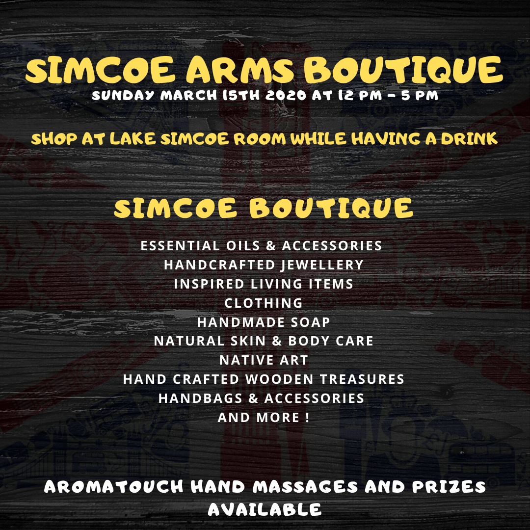 Simcoe Arms Boutique
