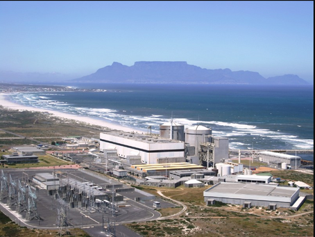 MODIFICATIONS TO KOEBERG NUCLEAR POWER STATION TO START NEXT YEAR.