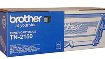Brother TN-2150 Black High Yield Toner