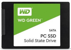 """WD Green SATA3 3D 2.5"""" SSD 480GB"""