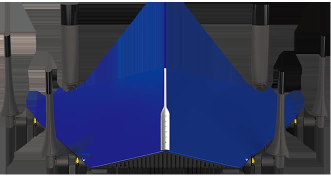 D-LINK TAIPAN AC3200 ULTRA WI-FI MODEM ROUTER