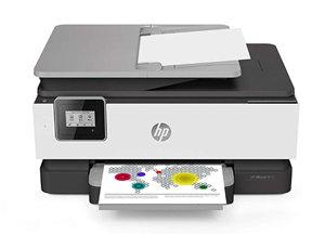 HP Officejet Pro 8012 Inkjet AiO MFC Printer (Light Basalt colour)